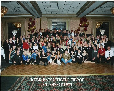 30th Reunion DPHS78 Group Photo